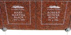 Robert Mower Black