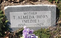 Temperance Almeda Medie <i>Bankston</i> Horn