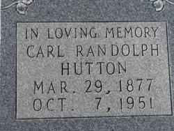 Carl Randolph Hutton
