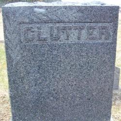 Cyrus B Clutter