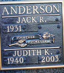 Judith Kaye <i>Cleaver</i> Anderson
