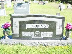 Ralph F Robbins