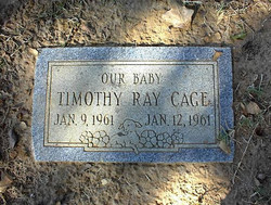 Timothy Ray Cage