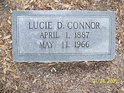 Lucie D <i>Dozier</i> Connor