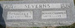 Minnie <i>Champion</i> Severns
