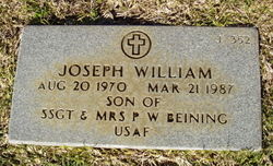Joseph William Beining