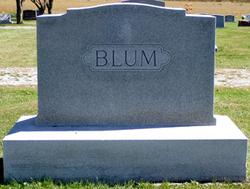 Albert Henry Blum, Sr