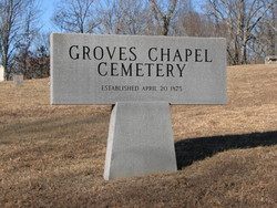 Groves Chapel Cemetery