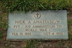 Nick A. Anastasiow