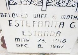 Estefanita <i>Griego</i> Estrada