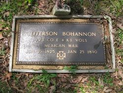 Pvt Jefferson Bohannon