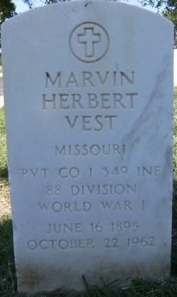 Marvin Herbert Vest