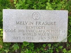 Melvin Frasure