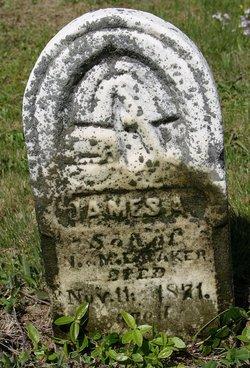 James A Baker