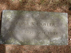 Edna Virginia <i>Burchard</i> Lawler