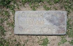 Sarah Mae Mae <i>Tilbury</i> Ryan