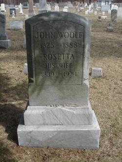 John Woolf