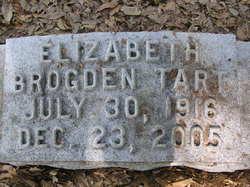 Elizabeth Lib <i>Brogden</i> Tart