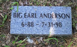 Big Earl Anderson