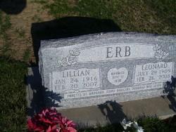 Leonard William Erb