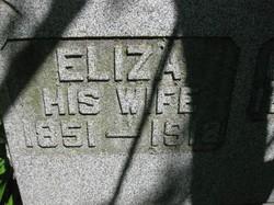 Eliza <i>Souder</i> Ealy