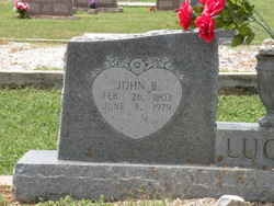 John Byron Luckie