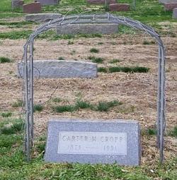 Carter M Cropp