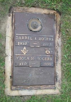 Viola Madeline <i>Daugherty</i> Rogers