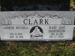 Mary Jane <i>Darrington</i> Clark