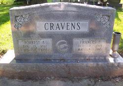 Forrest Benjamin Bill Cravens