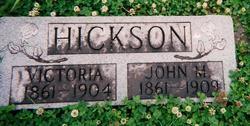 John Marion Hickson