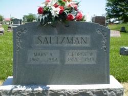 George W Saltzman