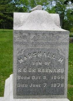 Marshall M Barnard