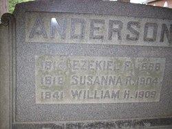 Susanna R Anderson