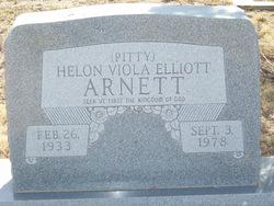 Helon Viola <i>Elliott</i> Arnett