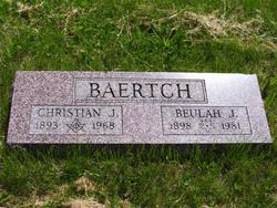 Christian John Baertch