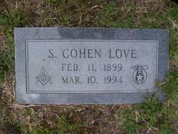 S Cohen Love