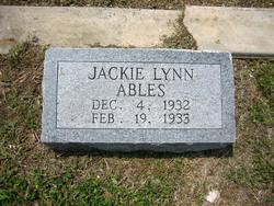 Jackie Lynn Ables