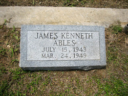 James Kenneth Ables
