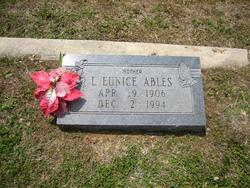 L. Eunice Ables