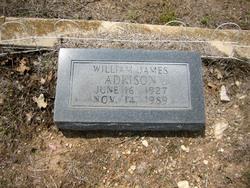 William James Adkison
