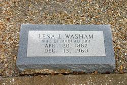 Lena L. <i>Washam</i> Alford