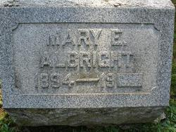 Mary Ellen Albright