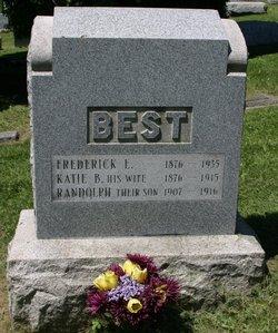 Frederick Eugene Best