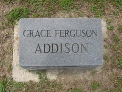 Grace <i>Ferguson</i> Addison