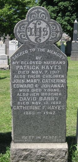 Catherine <i>Berry</i> Hayes
