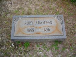 Ruby Adamson