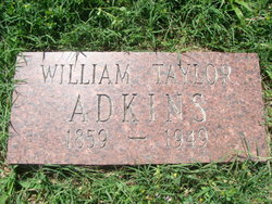 William Taylor Adkins