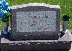 Adam Lincoln Braden