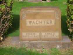 Anna A Wachter